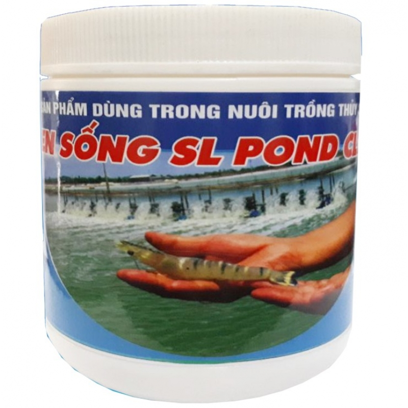 Men sống SL Pond Clear